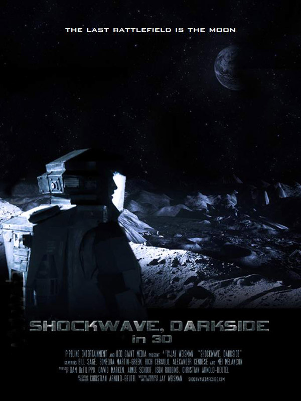 Us poster from the movie Shockwave Darkside