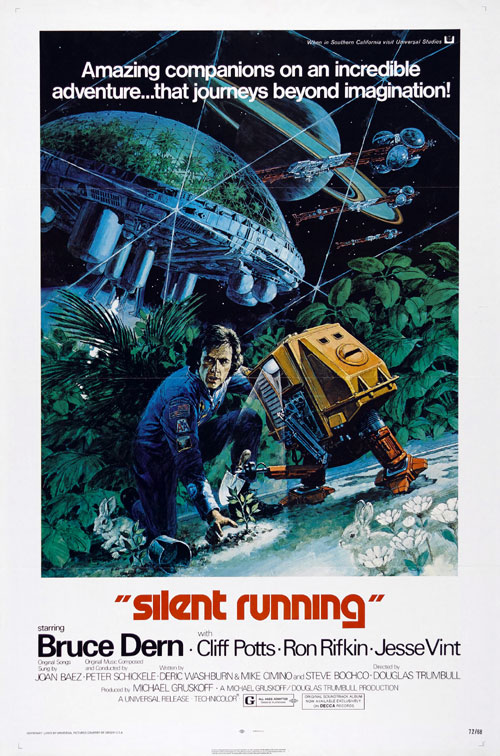 Us poster from the movie Silent Running