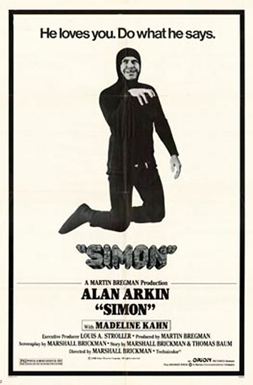 Us poster from the movie Simon