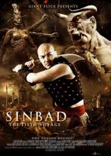 Movie poster from Sinbad: The Fifth Voyage, in theaters on February 07, 2014