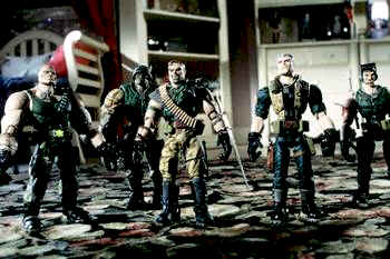 Ready for action - Small Soldiers