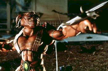 Archer, emissary of the Gorgonites - Small Soldiers