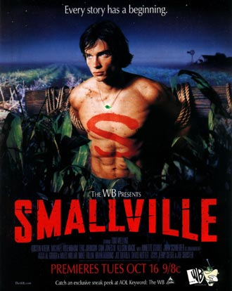 Us poster from the series Smallville
