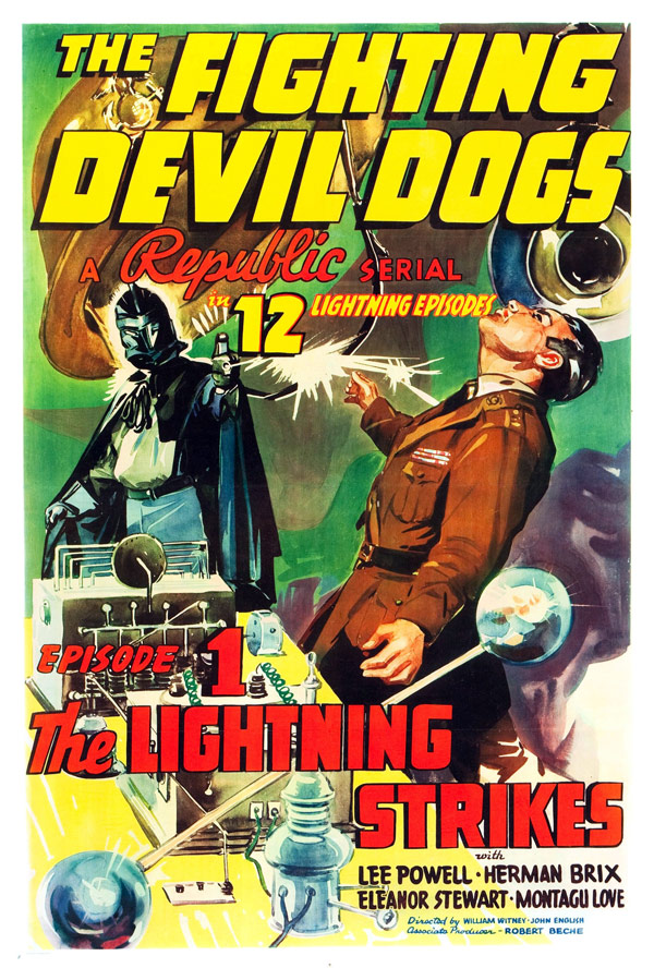 Us poster from the series The Fighting Devil Dogs