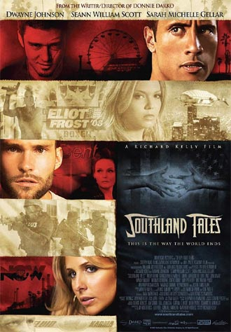Us poster from the movie Southland Tales