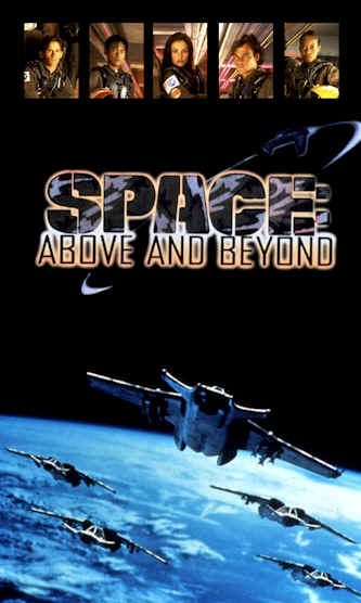 Unknown artwork from the series Space: Above and Beyond