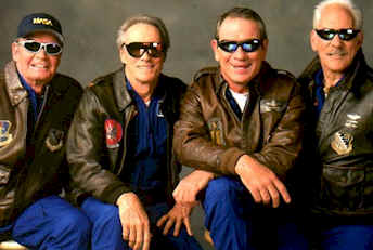 Tank Sullivan, Frank Corvin, William Hawkins et Jerry O'Neill - Space Cowboys