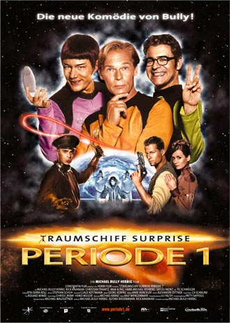 French poster from the movie Dreamship Surprise: Period 1 ((T)Raumschiff Surprise - Periode 1)