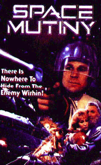 Unknown poster from the movie Space Mutiny