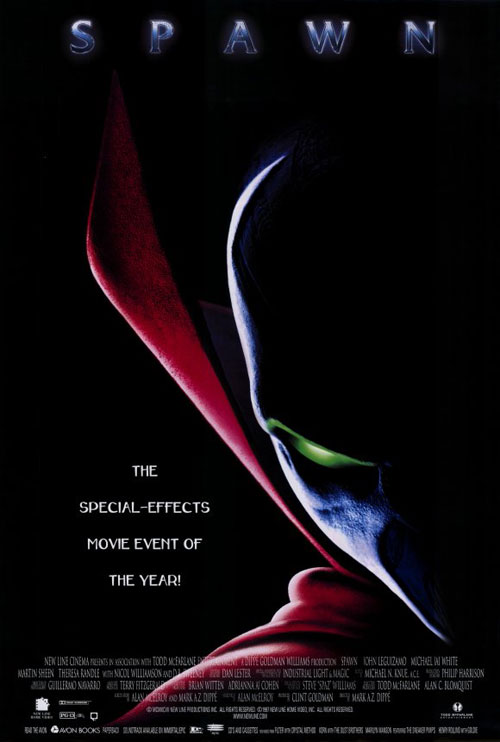 Us poster from the movie Spawn