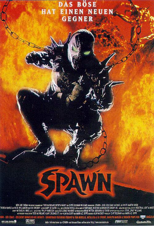 სპაუნი (ქართულად) Spawn