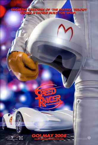 Us poster from the movie Speed Racer