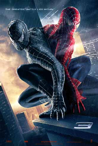 Us poster from the movie Spider-Man 3