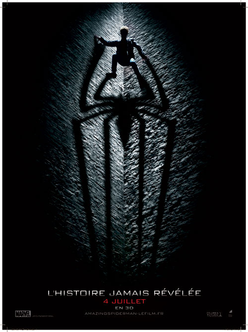 Affiche française de 'The Amazing Spider-Man'