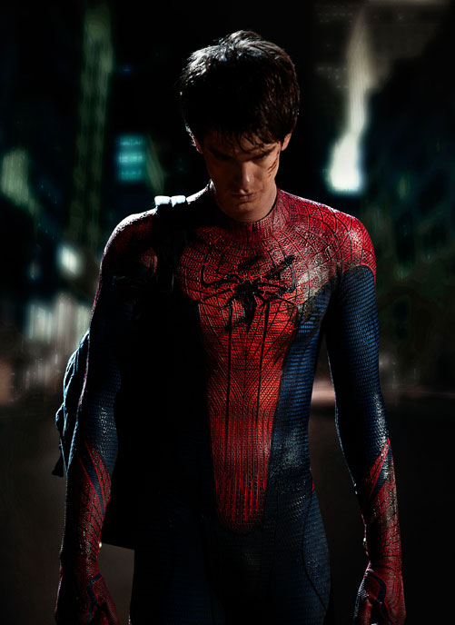 Photo de 'The Amazing Spider-Man' - ©2012 Sony Pictures - The Amazing Spider-Man (The Amazing Spider-Man) - cliquez sur la photo pour la fermer
