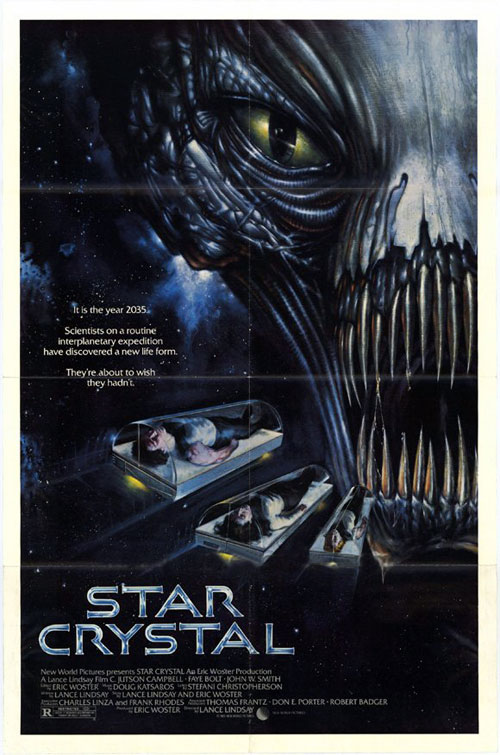 Us poster from the movie Star Crystal
