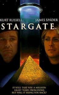 Unknown poster from the movie Stargate
