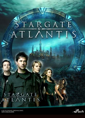 Unknown artwork from the series Stargate: Atlantis