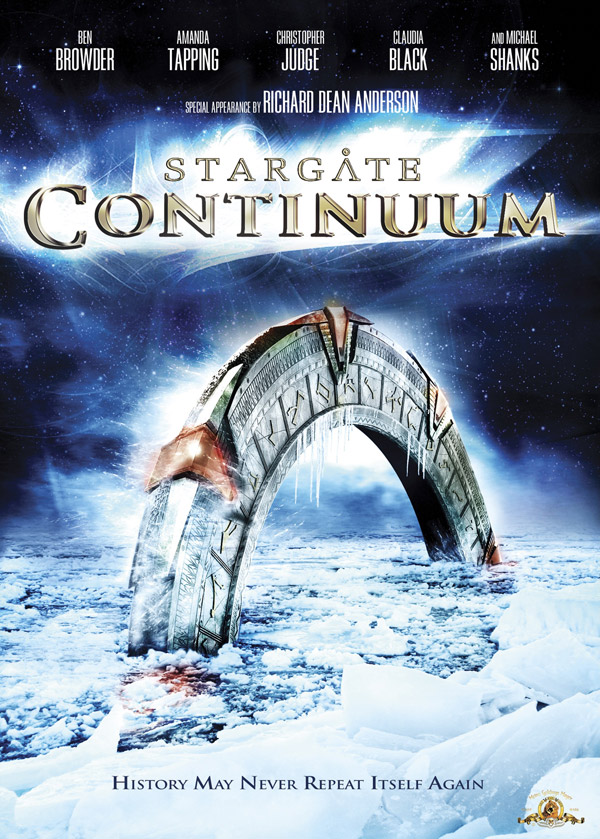 Us poster from the movie Stargate: Continuum