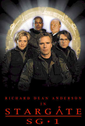 Unknown poster from the series Stargate SG-1