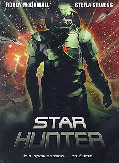 Unknown artwork from the movie Star Hunter