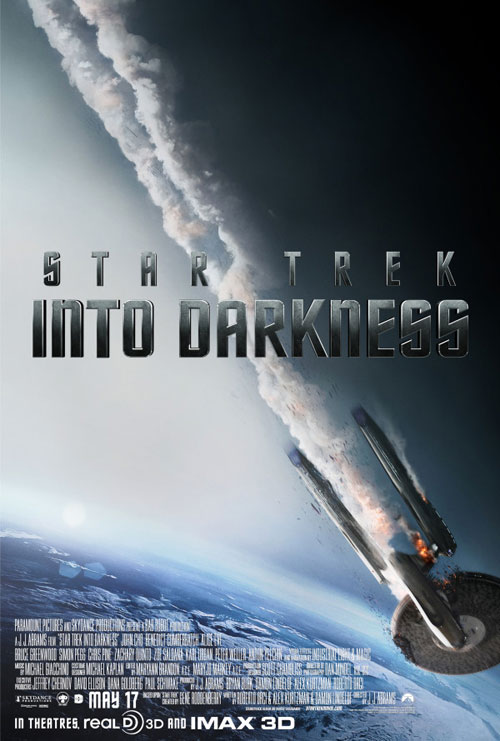 Us poster from the movie Star Trek Into Darkness
