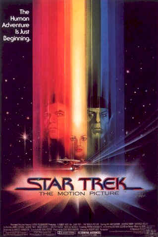 Unknown poster from the movie Star Trek: The Motion Picture