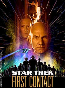 Unknown poster from the movie Star Trek: First Contact