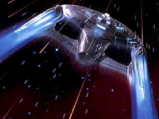 New Enterprise NCC-1701-E - Star Trek: First Contact