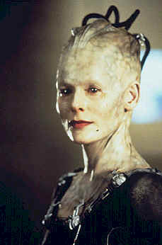 The Borg Queen - Star Trek: First Contact