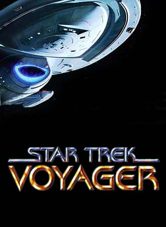 Unknown poster from the series Star Trek: Voyager