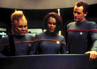 "Picture from episode ""Blood Fever"" - Star Trek: Voyager"