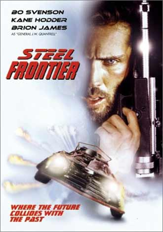 Us poster from the movie Steel Frontier