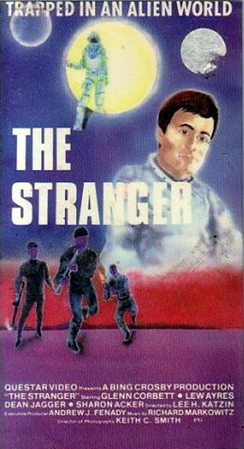 Unknown artwork from the TV movie The Stranger