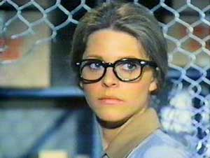 An out of the common school teacher - The Bionic Woman