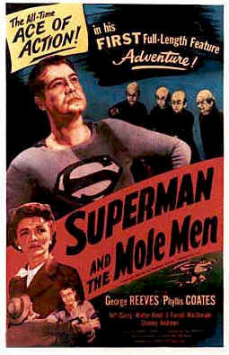 Us poster from the movie Superman and the Mole-Men