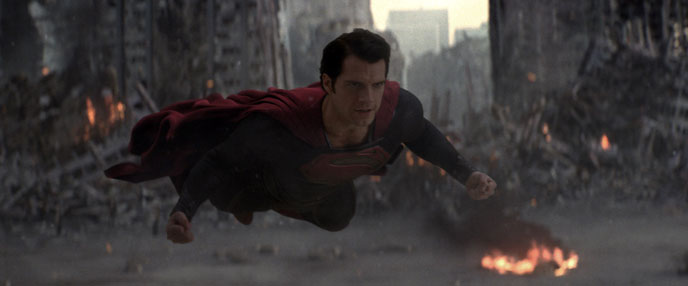 Photo de 'Man of Steel' - ©2012 Warner Bros. - Man of Steel (Man of Steel) - cliquez sur la photo pour la fermer