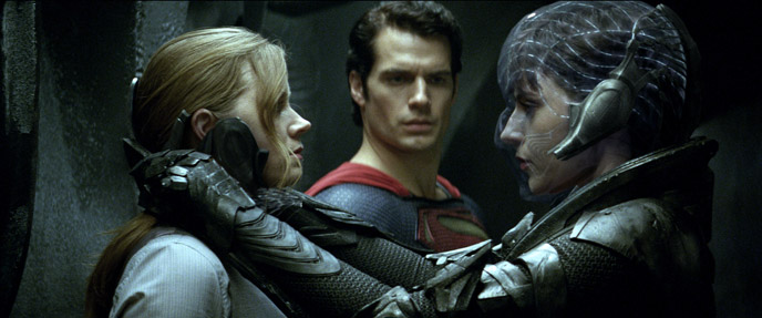 Photo de 'Man of Steel' - ©2013 Warner Bros. - Man of Steel (Man of Steel) - cliquez sur la photo pour la fermer