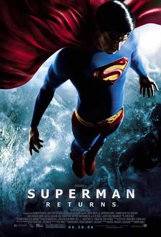 Us poster from the movie Superman Returns