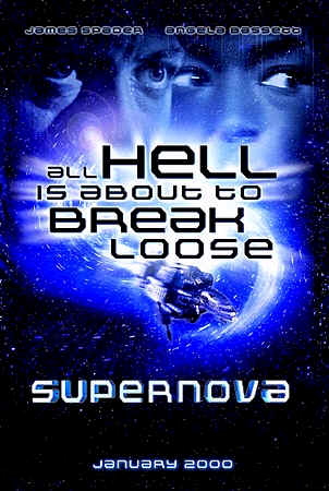 Unknown poster from the movie Supernova