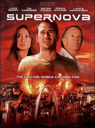 Us poster from the TV movie Supernova