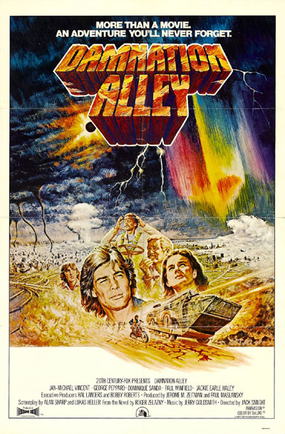 Us poster from the movie Damnation Alley