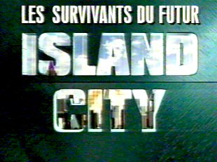 Unknown artwork from the TV movie Island City