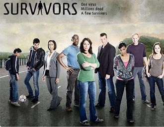 Unknown artwork from the series Survivors