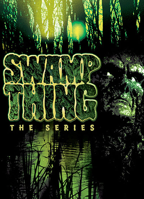 Unknown artwork from the series Swamp Thing