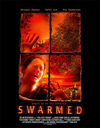 Unknown poster from the TV movie Swarmed