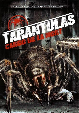 Unknown artwork from the TV movie Tarantulas: The Deadly Cargo