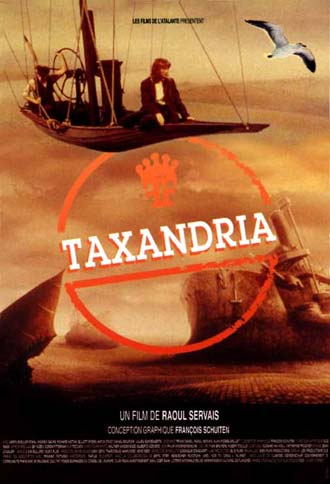 French poster from the movie Taxandria