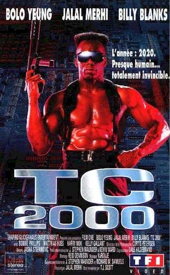 Unknown artwork from the movie TC 2000