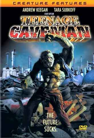 Us poster from the TV movie Teenage Caveman